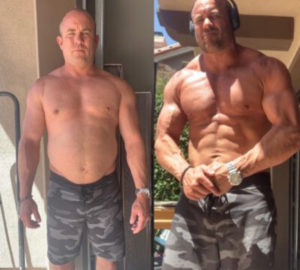 Get the body of your life by losing weight, building muscle and getting the body of your life